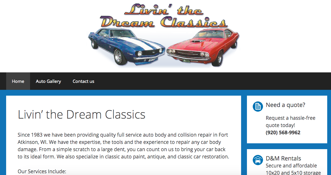 Livin' the Dream Classics
